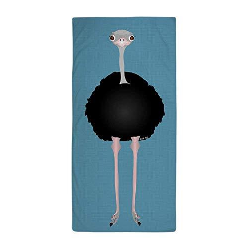 Luxury Polyester Beach Towels Ostrich Beach TowelLarge Beach Towel, Soft 31