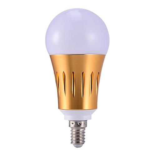 perg Transferencia Goldene WiFi de bombillas de LED inteligente Dimmable Cambiantes de peras de luz de voz mando a distancia