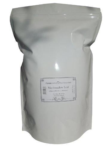 Marshmallow Blatt (Florida Herbal Pharmacy, Marshmallow Blatt (Althaea Officinalis) C/s, 1 Lb (454 g))