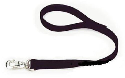 Artikelbild: Coastal Pet Products 1' Double-Ply Nylon 24' Traffic Dog Leash-Black