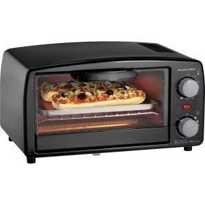 New - 4 Slice Toaster Oven by Proctor Silex by Proctor Silex