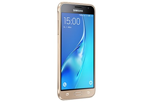 Samsung Galaxy J3 SM J320F 8GB 4G   Smartphone (SIM doble  Android  MicroSIM  GSM  UMTS  WCDMA  LTE)