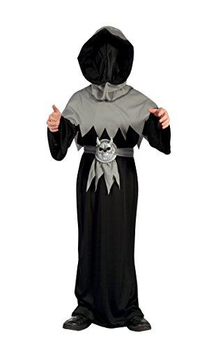 Skull demon, schwarz (Halloween-kostüme Für 1-2 Jährige)