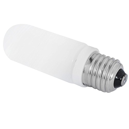 JDD 250W Halogen Einstelllicht   E27Passform   Leuchtmittel Studio Flash Light Strobe Monolight -