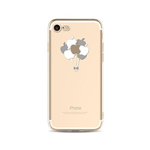 Coque iPhone 5 5s Housse étui-Case Transparent Liquid Crystal Capture de Rêve en TPU Silicone Clair,Protection Ultra Mince Premium,Coque Prime pour iPhone 5 5s-style 19 style 13
