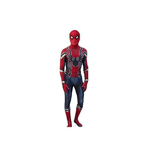 Cosplay Disfraz Iron Spider-Man 2