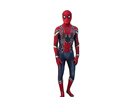 Iron Spider-Man Cosplay Costume (Extra groß)