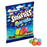 #6: Nestle Smarties Milk Chocolate Mini Eggs Pouch, 90G