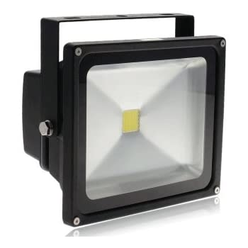 50W LED Floodlight Warm White 450W-500W Equivalent, Non-Dimmable, Ideal Replacement for Halogen, American's LEDs, IP65