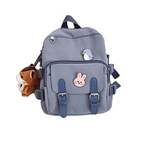 Mini mochilas lindas con alfileres