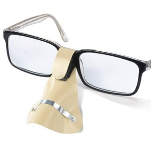 Nose Protector for Glasses in Beige by Breitfeld &