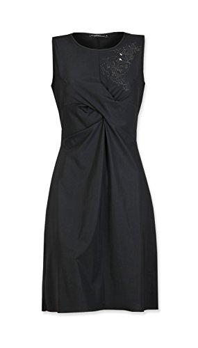 LMV La Mode est à Vous - Robe ELIXIR NOIR- Femme Noir