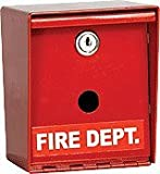 Eagle M-2010 Fire Department Box with Knox Key Switch by Eagle