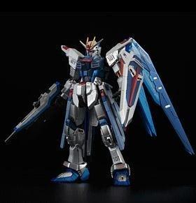 Mobile Suit Gundam SEED: Freedom Gundam (Extra Finish Ver.) (Plastic model) [GunPla EXPO 2012 Exclusive] (japan import) (Finish Extra Gundam)