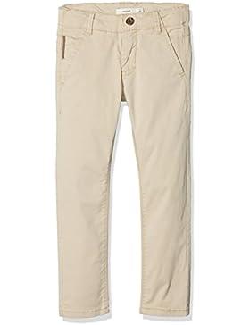 NAME IT Nittimber Slim/Xsl Dnm Chino Nmt Noos, Pantalones para Niñas
