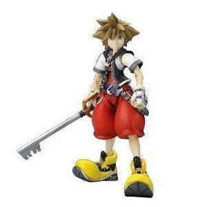 Figurine Kingdom Hearts Play Arts Action Figure N°1 Sora