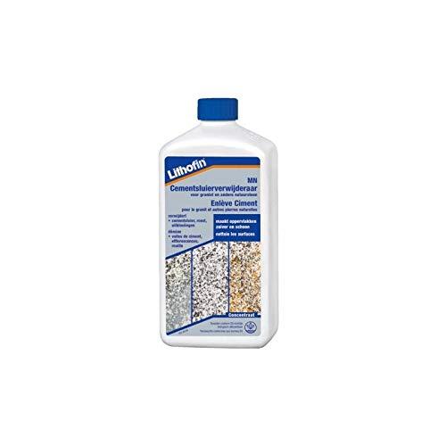 MN Enlève Ciment - Élimine le lait de ciment - Lithofin - 5 L