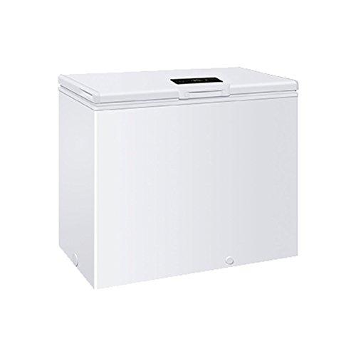 Haier HCE203R Congelatore, Libera installazione 203L, A+ ,Bianco