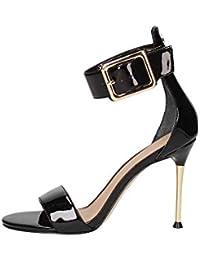 5b8b9e021199a Amazon.fr   Escarpins Bride Cheville - 36   Sandales   Chaussures ...