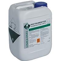 Preisvergleich für Instrumentendesinfektion 5 Liter Desinfektionsmittel zur med. Instrumentenaufbereitung