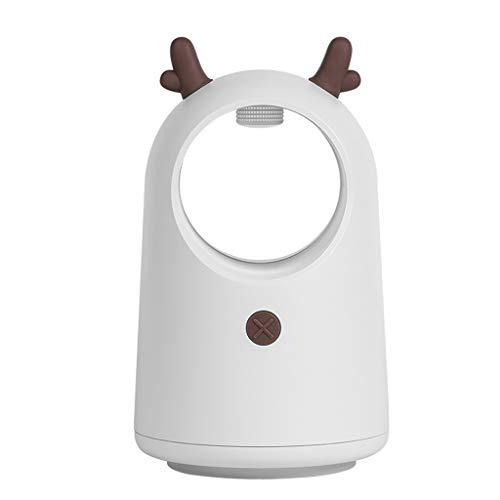 Finanoco Meng Pet Moskito Lampe Mückenschutz Artefakt Plug-In Physikalische Mute Insektenvernichter Lampe, Bug Zapper (Pet-lampe)