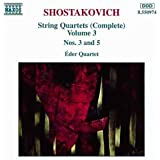 Shostakovich - String Quartets, Vol. 3