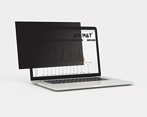27,9cm MacBook Air Computer Sichtschutz Privacy Filter für Laptop, Notebook, LCD-Monitor, indem Airmat, Best Displayschutzfolie Film für Daten Vertraulichkeit–vergleichen bis 3m (MacAir 27,9cm)