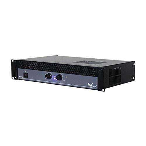 W-Audio EPX 500 Profi 500W Stereo-endverstärker EPX500 - Power-amp-rack