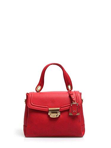 Jeans M Red Secchiello Satchel Donna 81761 Borse Cherry