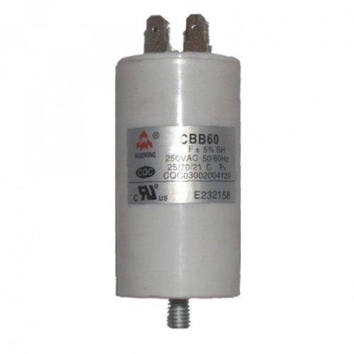 Anlaufkondensator Kondensator 30 µF M8 für Elektromotor 230-volt-kondensator-motor