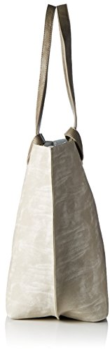 Tamaris - Noelia Shopping Bag, Borsa shopper Donna Beige (sand Comb)