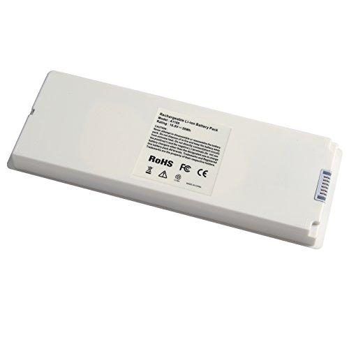 ARyee 59Wh 10,8 V A1185 Batterie Ersatz Laptop Akku für Apple A1185 A1181 MA561 MA561FE/A MA561G/A MA561J/A