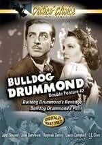 Bulldog Drummond Double Feature #2 [Import USA Zone 1]