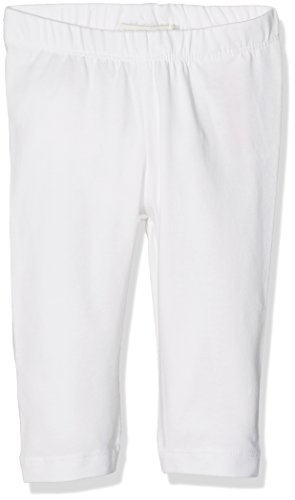 Name IT NOS Mädchen Leggings NITVIVIAN Capri NMT NOOS, Weiß (Bright White), 152 (Hose Kleid Kind)