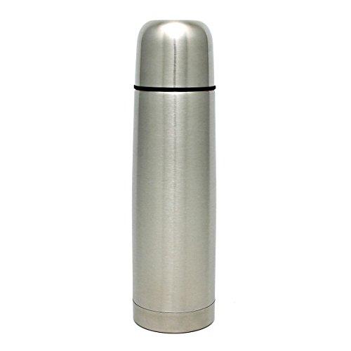GRÄWE Isolierflasche 750 ml, Dichter Drehverschluss mit Ausgießfunktion