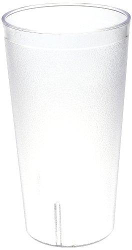 Cambro 3200p2 Capacité de 907,2 gram, 3-15/40,6 cm de diamètre x 7-1/10,2 cm Hauteur clair, plastique Colorware Gobelet (cas de 12)