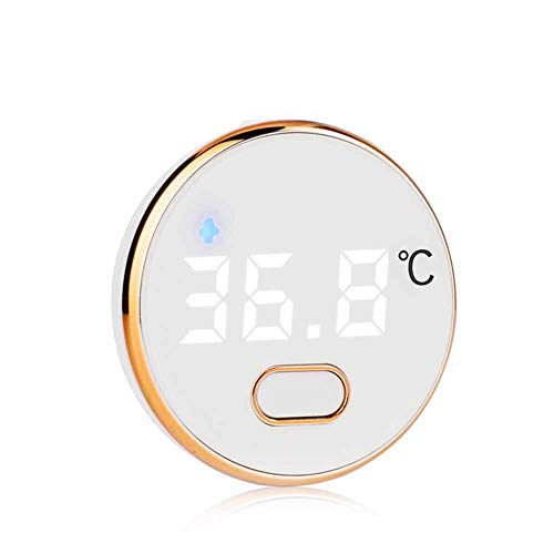 CHENG Körpertemperaturmessung für Baby Thermometer ohne Kontakt mit LCD-Funktion