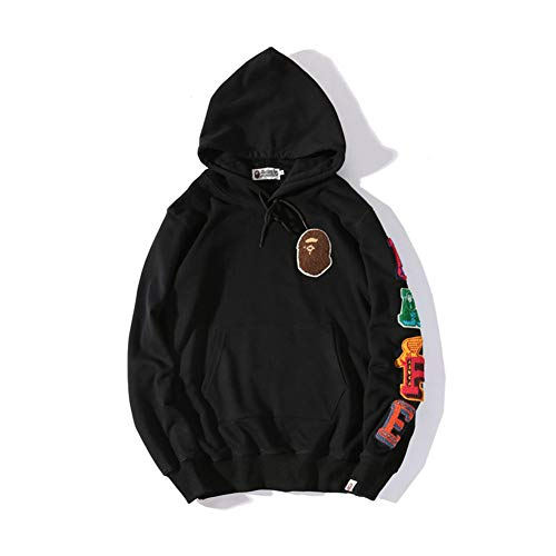 AAPE Bape Hoodie|AAPE Thin Sweater Men's Casual Hooded Loose Coat for Sale
