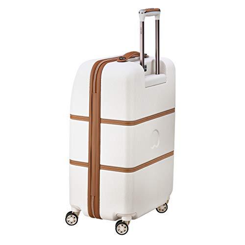 DELSEY PARIS CHATELET AIR Luxus Trolley / Koffer 67cm mit gratis Schuhbeutel und Wäschebeutel 4 Doppelrollen TSA Schloss - 15