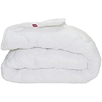 Abeil 15000000649 Couette Acaristop Anti-Acarien & Antibactérienne Polyester Blanc 220 x 240 cm