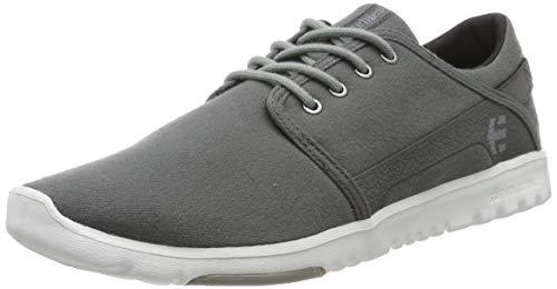 Etnies Herren Scout Sneaker, Grau (075-Grey/Silver 075), 42 EU(8 UK)