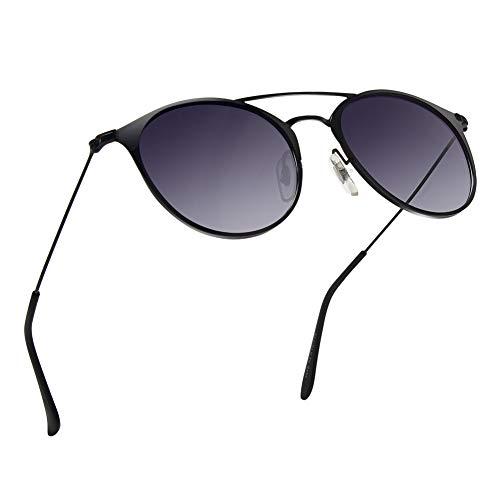 NWOUIIAY Anteojos de Sol de Hombres y Mujeres Modelo Clásico con Lente TAC  100% UV 606a0e8d2d96