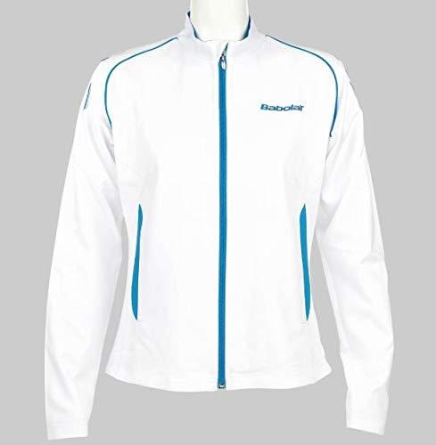 Babolat-Giacca-Giacca da Donna Tracksuit Match Core, Donna, Tracksuit Jacket Match Core Women, Bianco