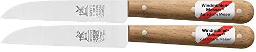 hälmesser, kleines Küchenmesser, 8,5 cm von Windmühlenmesser ()