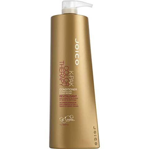 Joico K-Pak Color Therapy Unisex Conditioner, 33.8 Ounce by