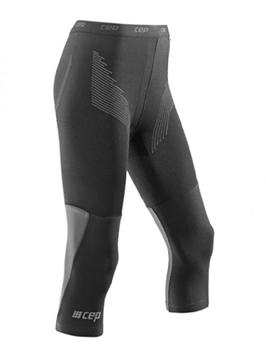 CEP Damen Laufhose 3/4 Base Tight WU47 Black