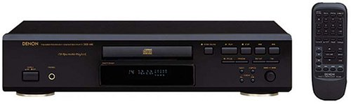 Denon DCD-485 CD-Player schwarz