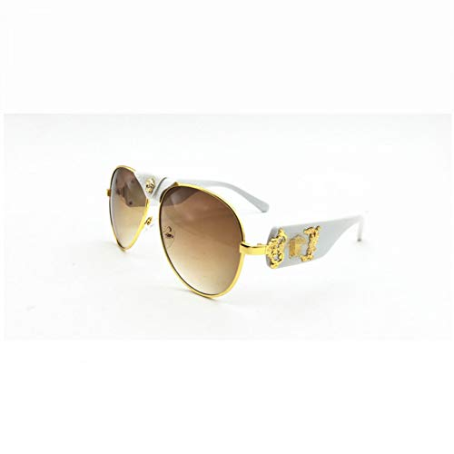 YOGER Sonnenbrillen Mode Neue Männer Frauen Sonnenbrille Brille Hohe Qualität Retro Sonnenbrille Pilot Stil Outdoor Eyewear Uv400