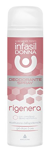 Infasil Deo Spray Donna Rigener.Ml.150