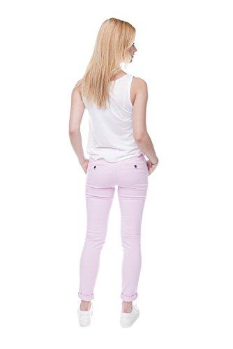 Filles veste pour femme Haut T-shirt d'été sans manches pour femme Casual pour Femme Imprimé Coussin UK 6/8/10 Girl Power Rainbow